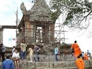 Preah Vihear: Cambodge et Thaïlande s'engagent à s'abstenir de tout conflit