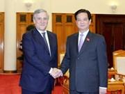 Le Vietnam souhaite resserrer sa coopération avec l'Union européenne