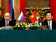 La presse loue la visite du président V. Poutine au Vietnam