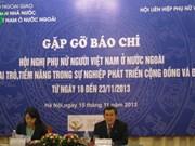 Valoriser les potentiels des Vietnamiennes résidant à l'étranger
