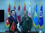 Le 2è dialogue stratégique sur la défense Vietnam-R. de Corée