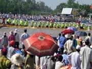 Kien Giang: la Journée culturelle, sportive et touristique des Khmers