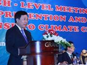 ASEM: conférence sur la lutte contre les calamités naturelles