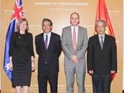 Dialogue de défense Vietnam-Australie