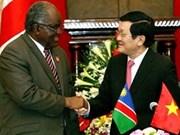 Vietnam-Namibie : pour une coopération plus efficace