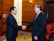 Une délégation chinoise en visite au Vietnam