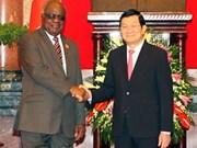La Namibie estime les réalisations obtenues par le Vietnam