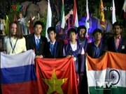 Le Vietnam aux Olympiades internationales des jeunes scientifiques