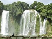 Aménagement touristique de la cascade de Ban Giôc