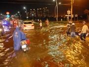 HCM-Ville: la marée de vive-eau dépasse le pic de 1,68 m