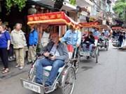 Hanoi accueille son 2,5 millionième touriste étranger de 2013