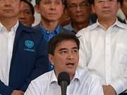 Thaïlande : ouverture des candidatures pour les élections du 2 février 2014