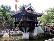 Projet de restauration de la pagode au pilier unique