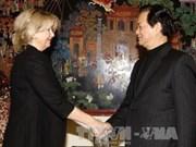 Le PM Nguyen Tan Dung reçoit l'ambassadeur d'Arménie