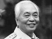 Honneur au Général Vo Nguyen Giap