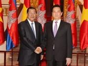 Le Vietnam et le Cambodge oeuvrent pour approfondir leurs relations d'amitié