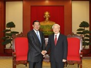 Les dirigeants vietnamiens saluent la visite du PM cambodgien