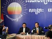 Cambodge : le CNRP souhaite revenir aux négociations
