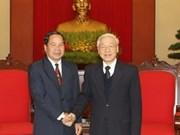 Vietnam-Laos : renforcement de la coopération dans la sécurité