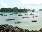 L'archipel de Cat Bà est couvert par un réseau wifi