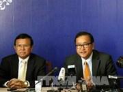 Cambodge : rencontre entre le CPP et le CNRP pour de prochaines négociations