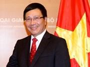 VN : La diplomatie obtient de beaux résultats en 2013