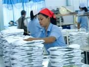 2013: les exportations de textile frôlent les 20 milliards de dollars