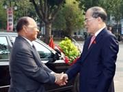 Le Vietnam souhaite promouvoir l'amitié avec le Cambodge