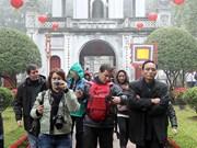 Impressions du tourisme du Vietnam en 2013