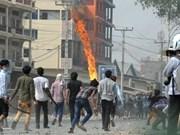 Cambodge : le CNRP est responsable de l'instabilité sociale