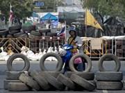 Thaïlande : les opposants poursuivent leurs manifestations