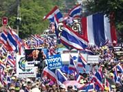 La PM thaïlandaise appelle les habitants à participer aux législatives