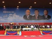 Le Cambodge célèbre l'anniversaire de la victoire sur les Khmers rouges