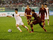 L'AS Roma a battu l'équipe U19 du Vietnam