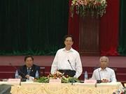 Gia Lai doit valoriser ses potentiels pour un développement durable