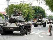 Thaïlande : l'armée réfute une rumeur sur un coup d'Etat