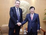 Vietnam-Algérie : ouverture de la 10e réunion du Comité intergouvernemental