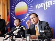 Cambodge : le chef de l'opposition prêt à négocier