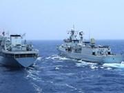 Marines : exercice commun de l'ASEAN+8 en avril