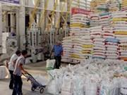6,681 millions de tonnes de riz exportées en 2013