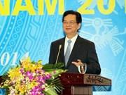 Le PM travaille avec le secteur de l'industrie et du commerce