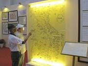 Exposition sur l'archipel de Hoang Sa à Da Nang