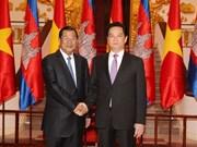 Vietnam et Cambodge continuent d'intensifier leurs liens