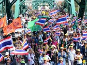 "Thaïlande : le ""blocus de Bangkok"" débute"
