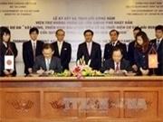 Vietnam et Hong Kong (Chine) complètent l'accord de non double taxation