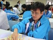 Echecs : Hoang Thong remporte une médaille d'or en Australie