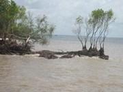 Projet d'adaptation au changement climatique à Trà Vinh