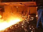 Inauguration d'une usine sidérurgique à Tuyen Quang