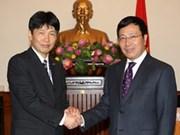 Le Japon soutient l'industrialisation du Vietnam
