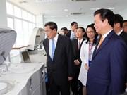 Succès de la visite du PM Nguyen Tan Dung au Cambodge
